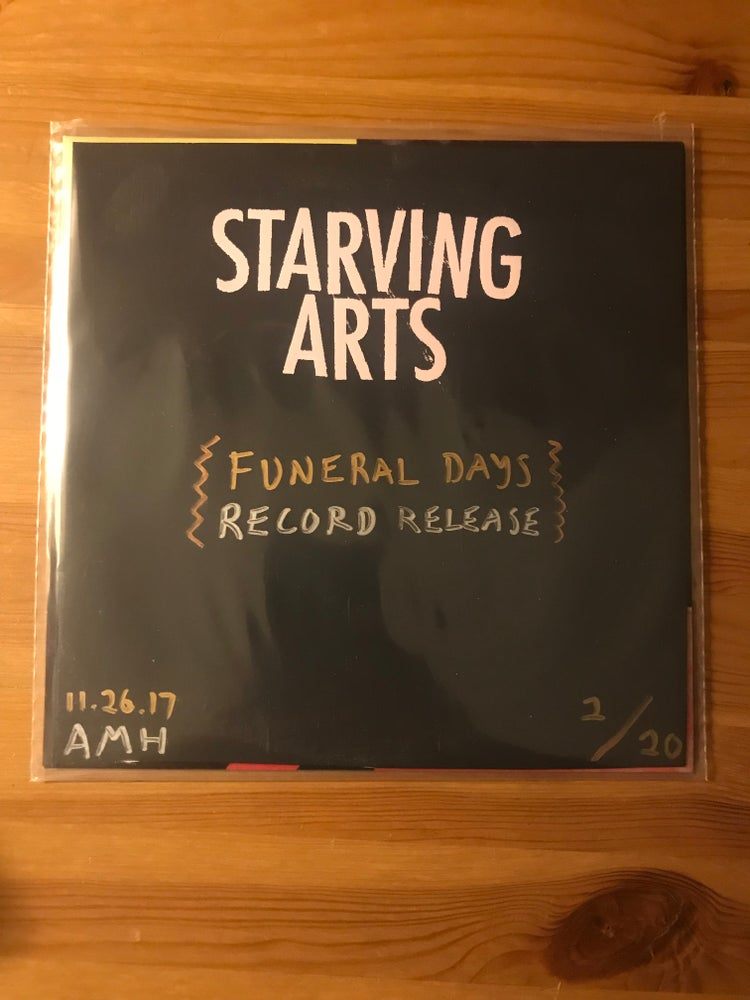 """Image of Funeral Days 7"""" w/ Record Release Cover - THREE LEFT!"""