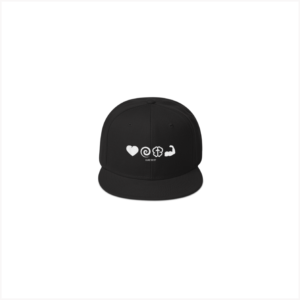Image of ALL. SNAPBACK