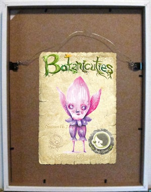 Image of BOTANICUTIES SPECIMEN NO.7- Original Art