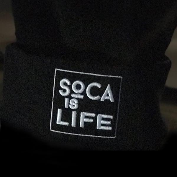 Image of Soca Is Life Version 2 - Skully Hat