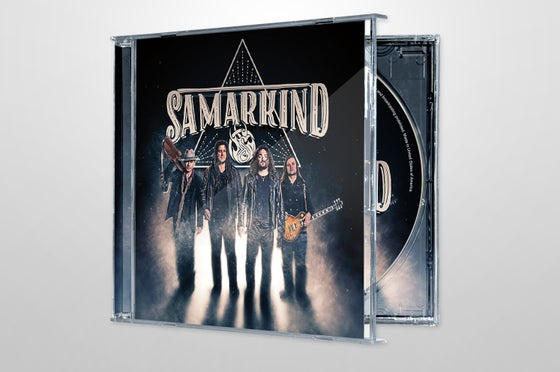 Image of Samarkind debut album (Signed CD)