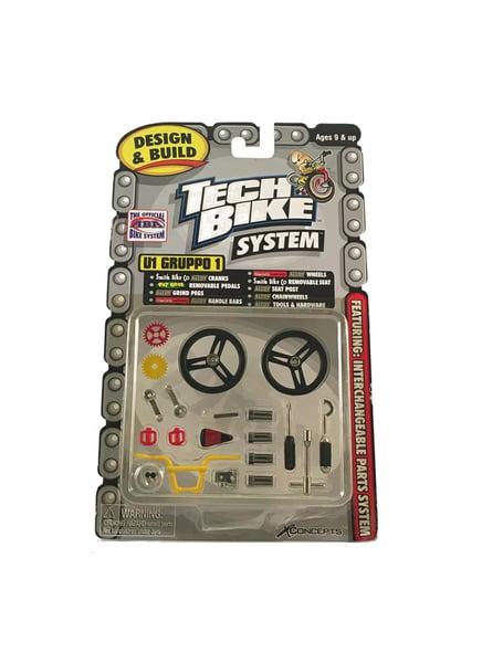 Image of Tech Bike / Flick Trix - Pack 1 - NOS Rare 2000