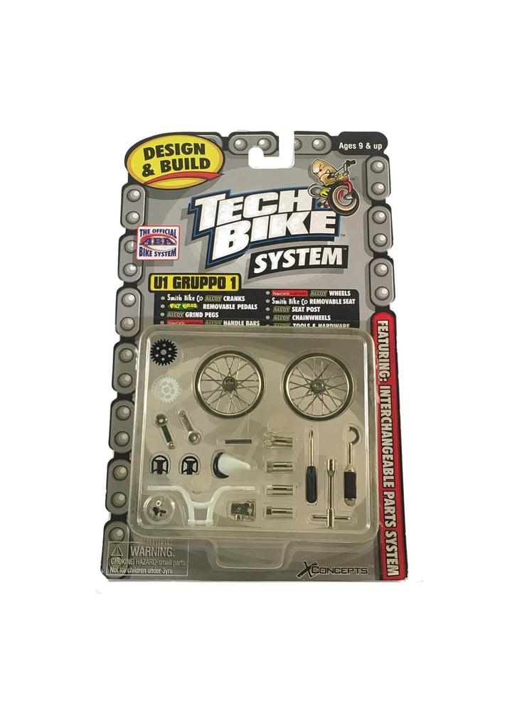 Image of Tech Bike / Flick Trix - Pack 3 - NOS Rare 2000