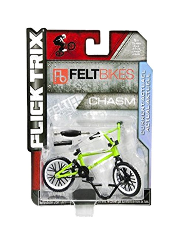 Image of Flick Trix Single BMX Fingerbike