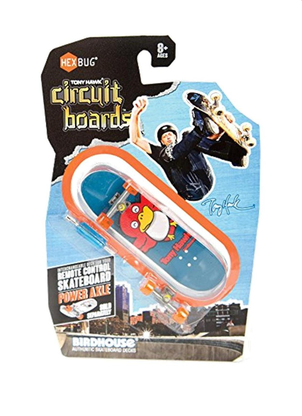 Hexbug Tony Hawk Circuit Board Guide And Troubleshooting Of Wiring Buy Boards Remote Control Skateboard Ramp Assorted Single Fingerboard By
