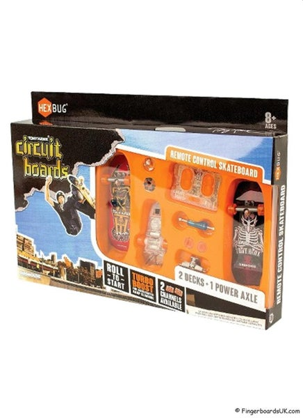Image of Hexbug Tony Hawk Circuit Boards Twin Set