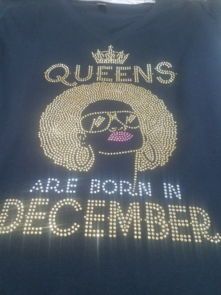 Image of Queens are born