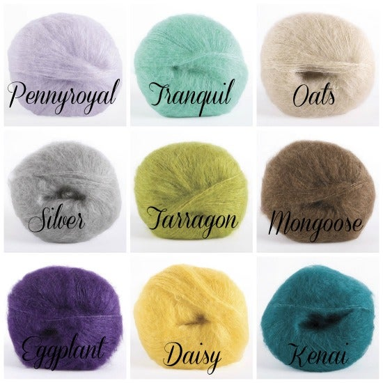 Image of Simply Mohair Bonnet