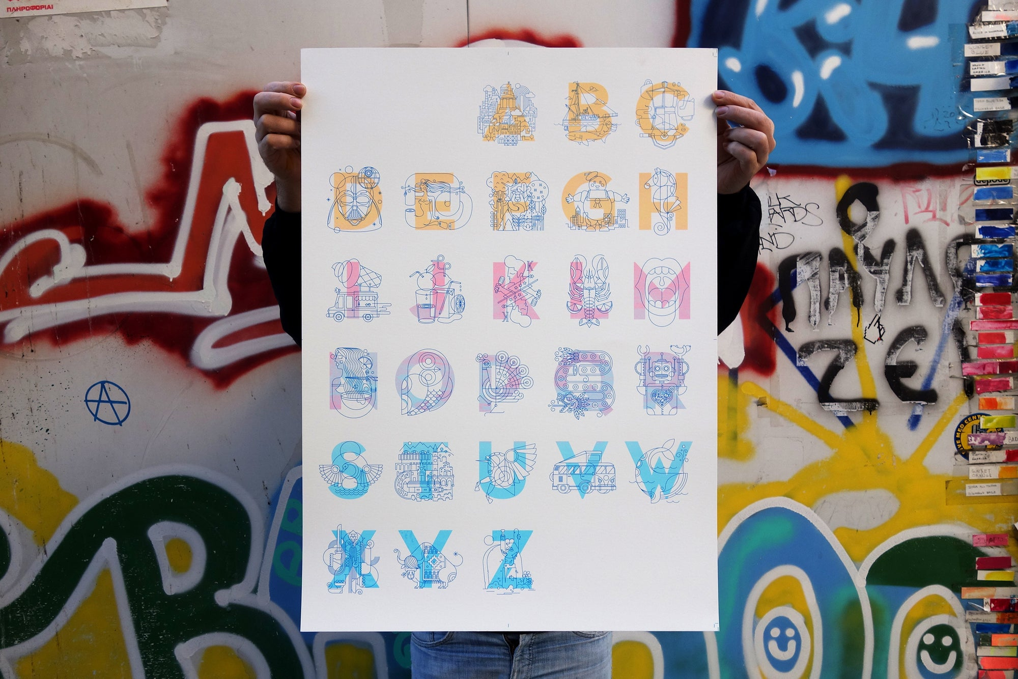 Image of Letters by Tommaso Taraschi