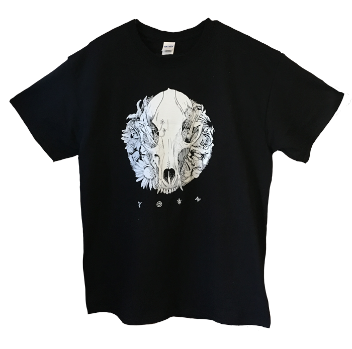 Image of Fox Skull Shirt