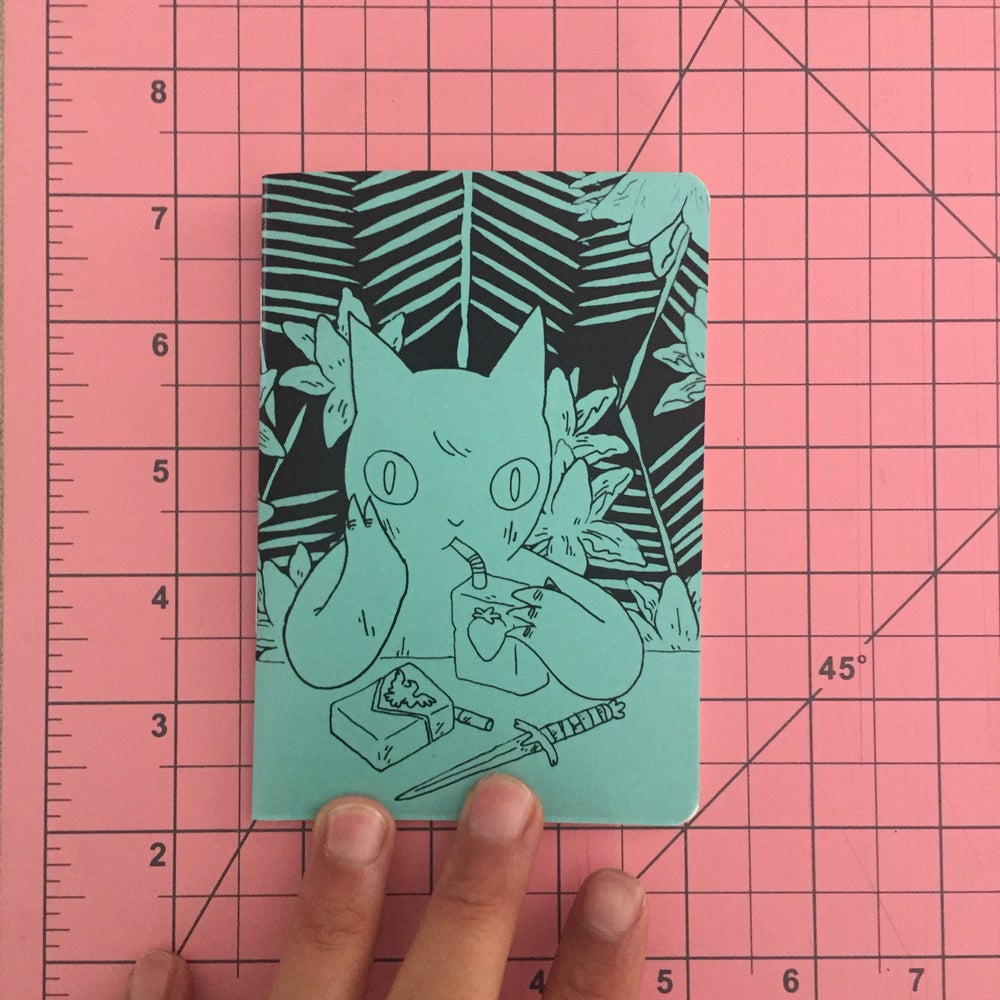 Image of Juice Box Blank Book