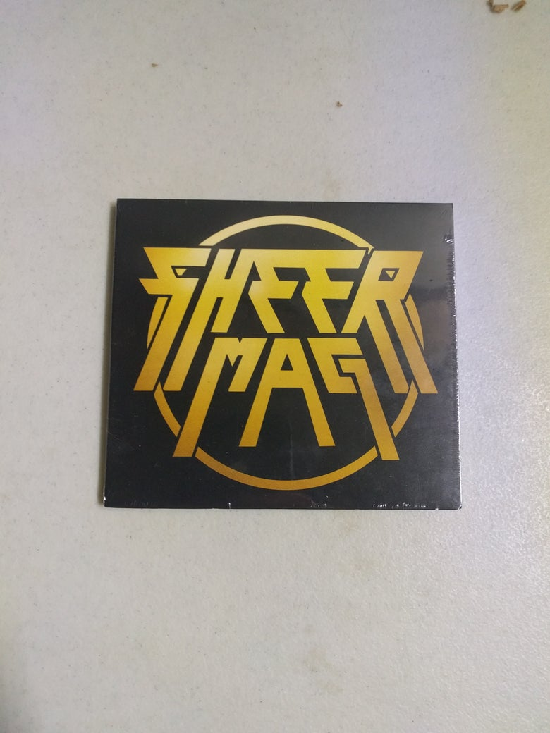 "Image of SHEER MAG ""COMPILATION"" CD"