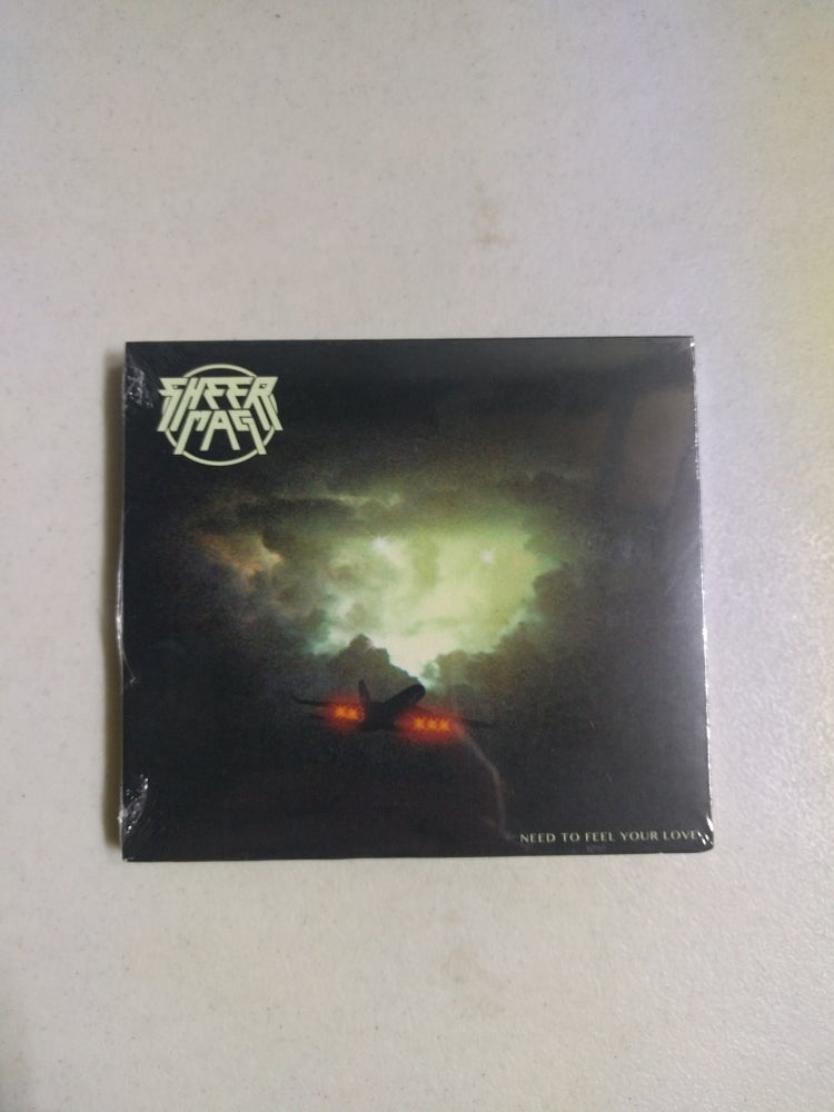 """Image of SHEER MAG """"NEED TO FEEL YOUR LOVE"""" CD"""
