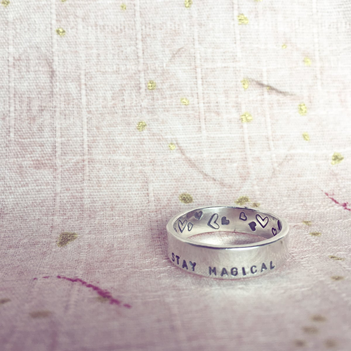 Image of LOVE ring