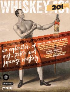 Image of Whiskey 201 - 2/17/2018