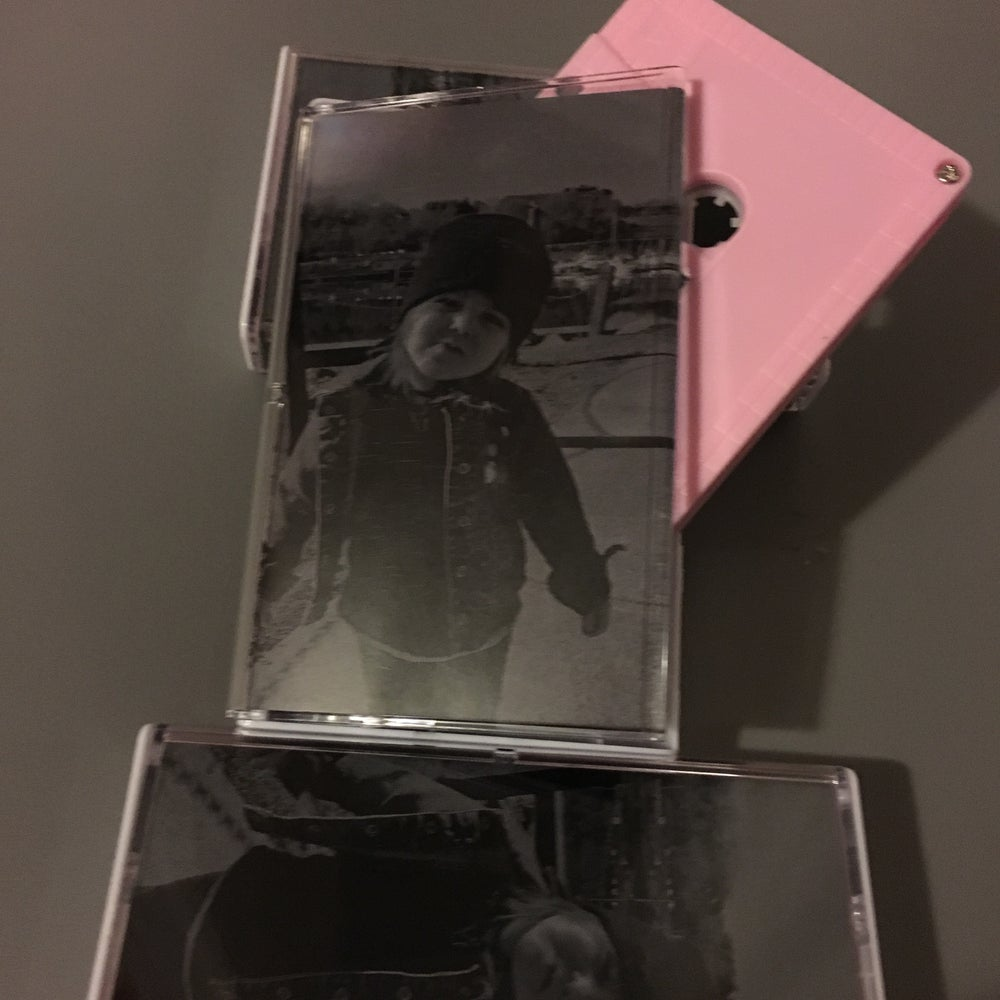 Image of You And All Your Friends Are Dead - s/t cassette