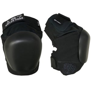 Image of PRO DERBY KNEE PAD (black-black)