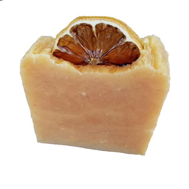 Image of Lemongrass Oatmeal Exfoliating Soap Bar