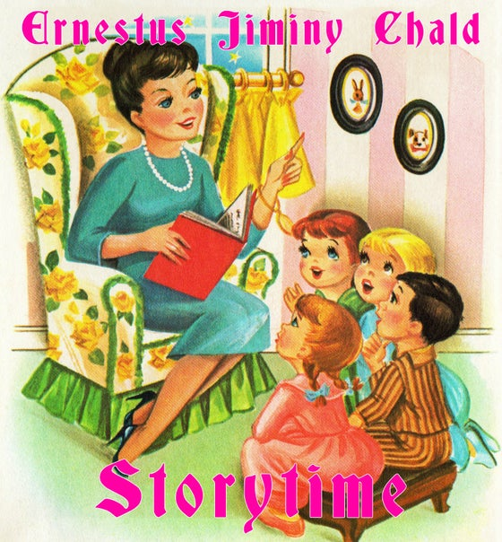 Image of Storytime (CD)