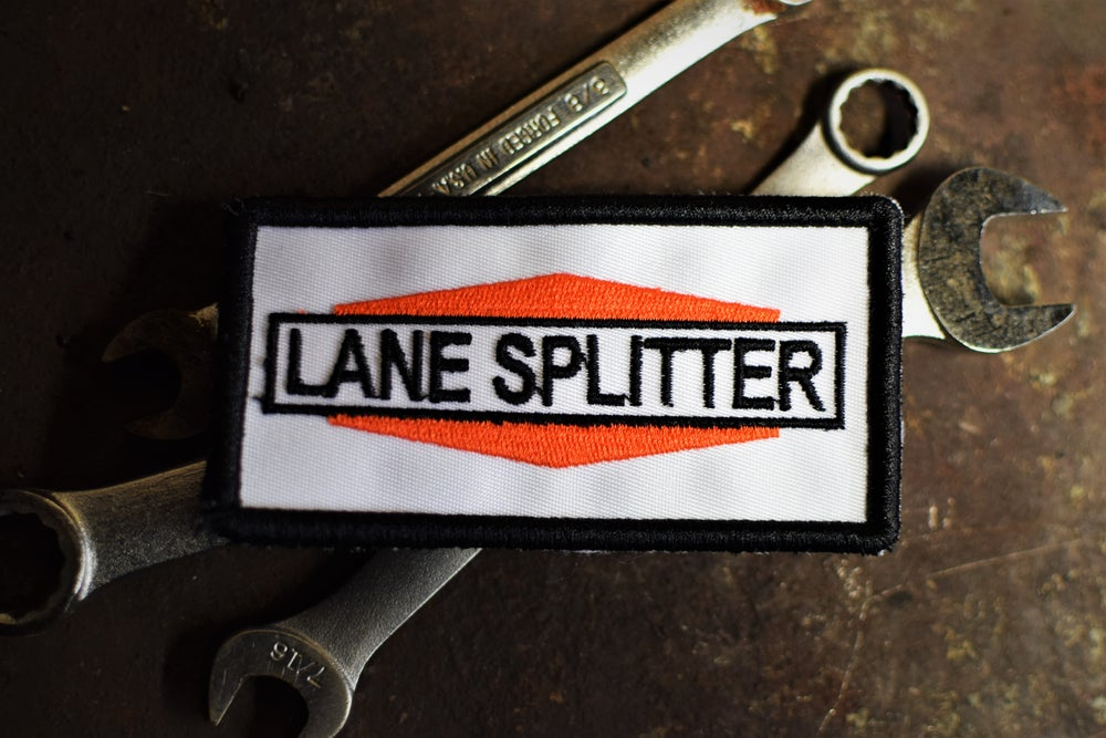 Image of Amf Lane Splitter Patch