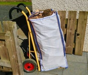Image of Kiln-Dried Oak Logs 2 bags