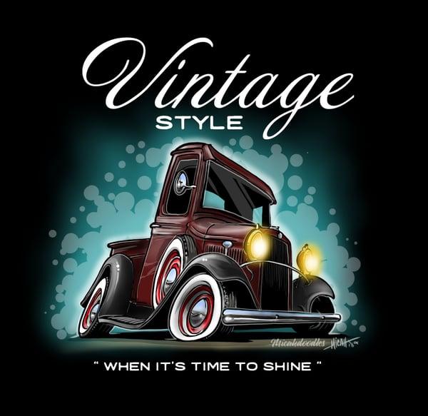 Image of Vintage Style Pickup