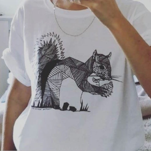 Image of Douglas Squirrel T-shirt