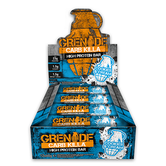 Image of Grenade Carb Killa Bar