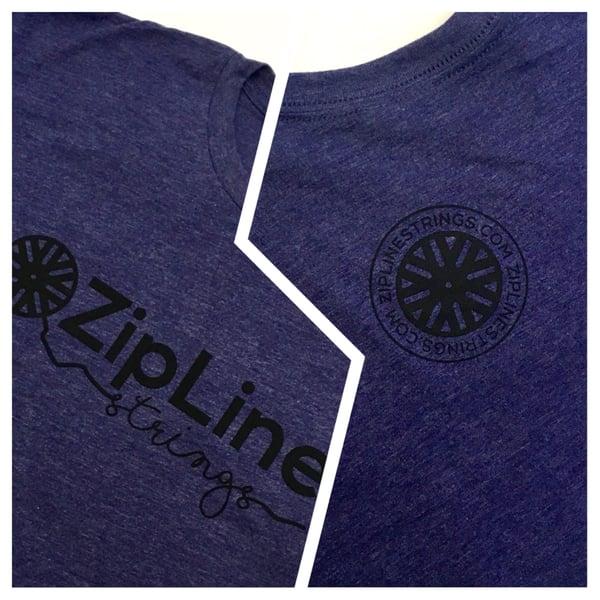 Image of ZipLine Shirt *Storm*