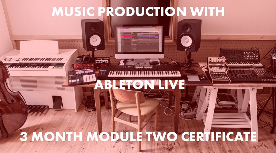 Image of Ableton Live Module Two
