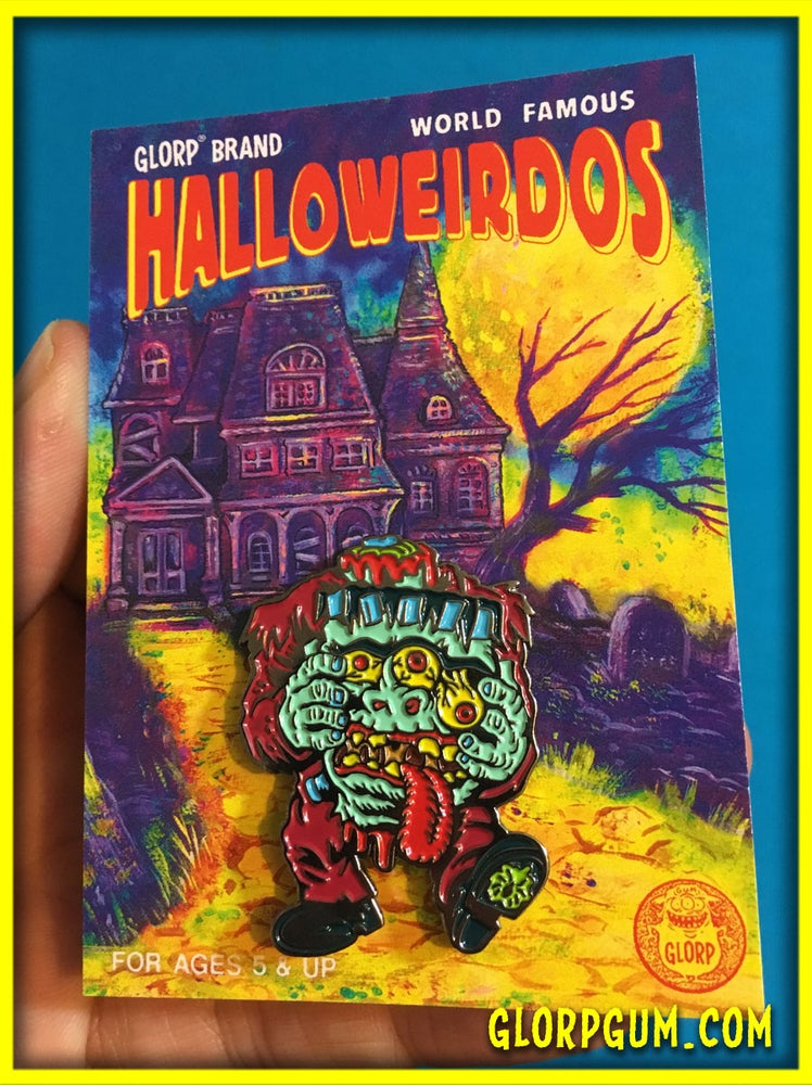 Image of Halloweirdos: Dead Head!