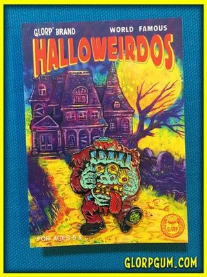 Halloweirdos: Dead Head!
