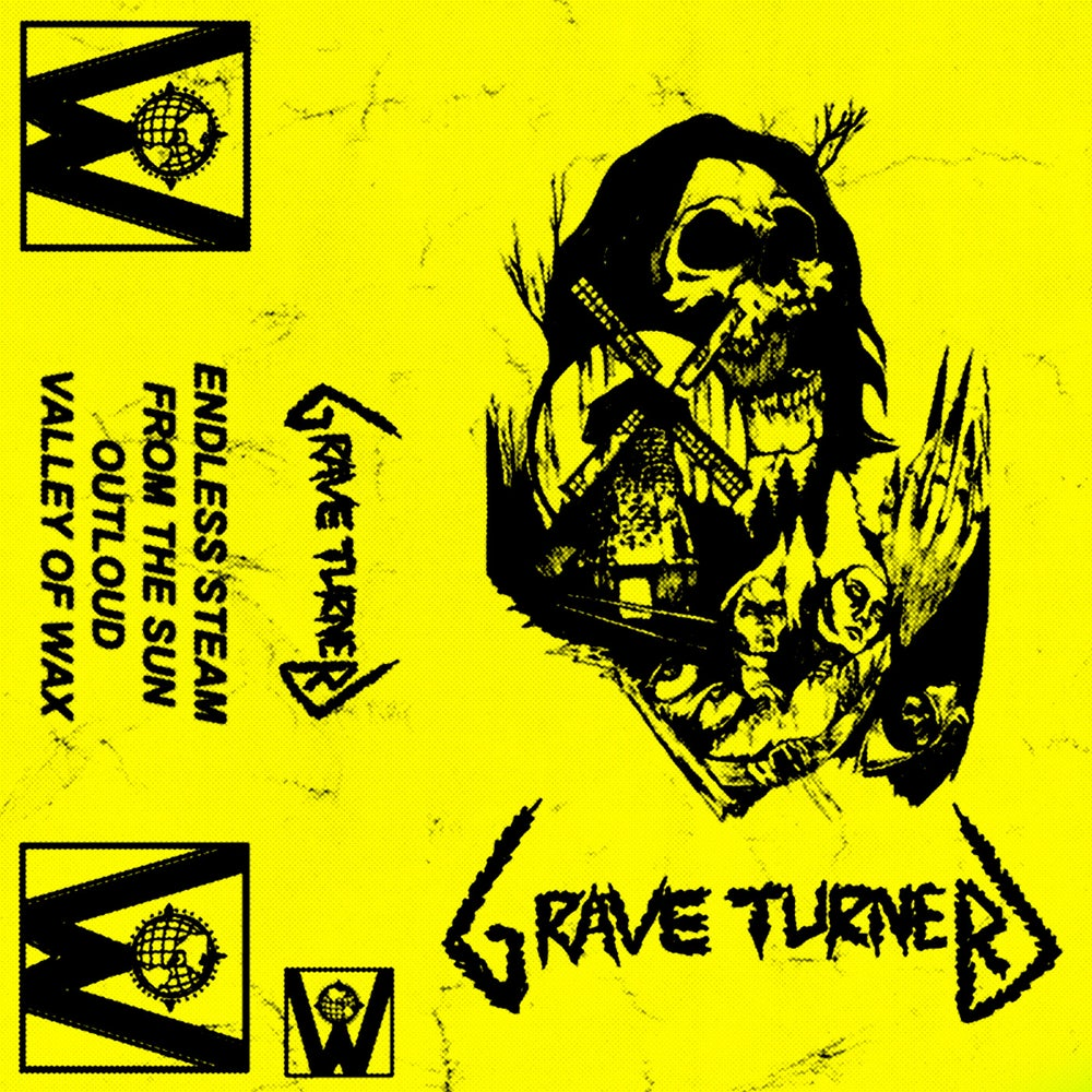 Image of GRAVE TURNER DEMO CASSETTE