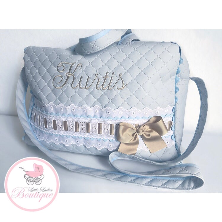 Image Of Personalized Baby Bags