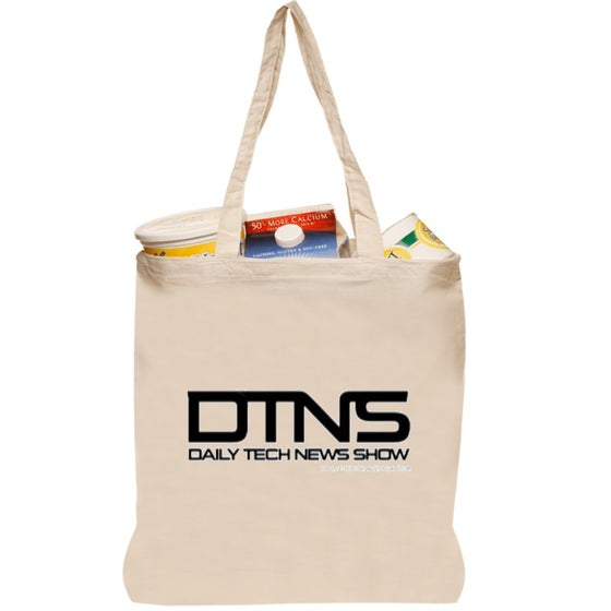 Image of DTNS Tote Bag