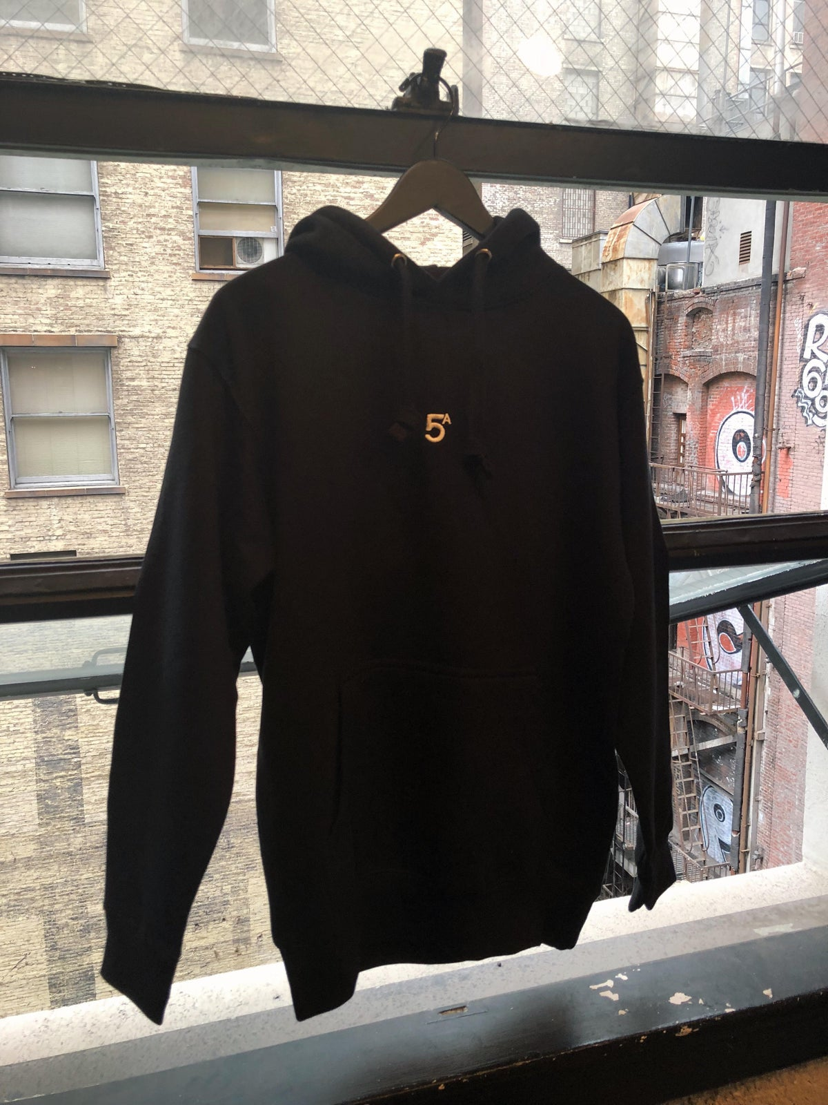 """Image of 5A """"CLASSIC HOODIE"""""""