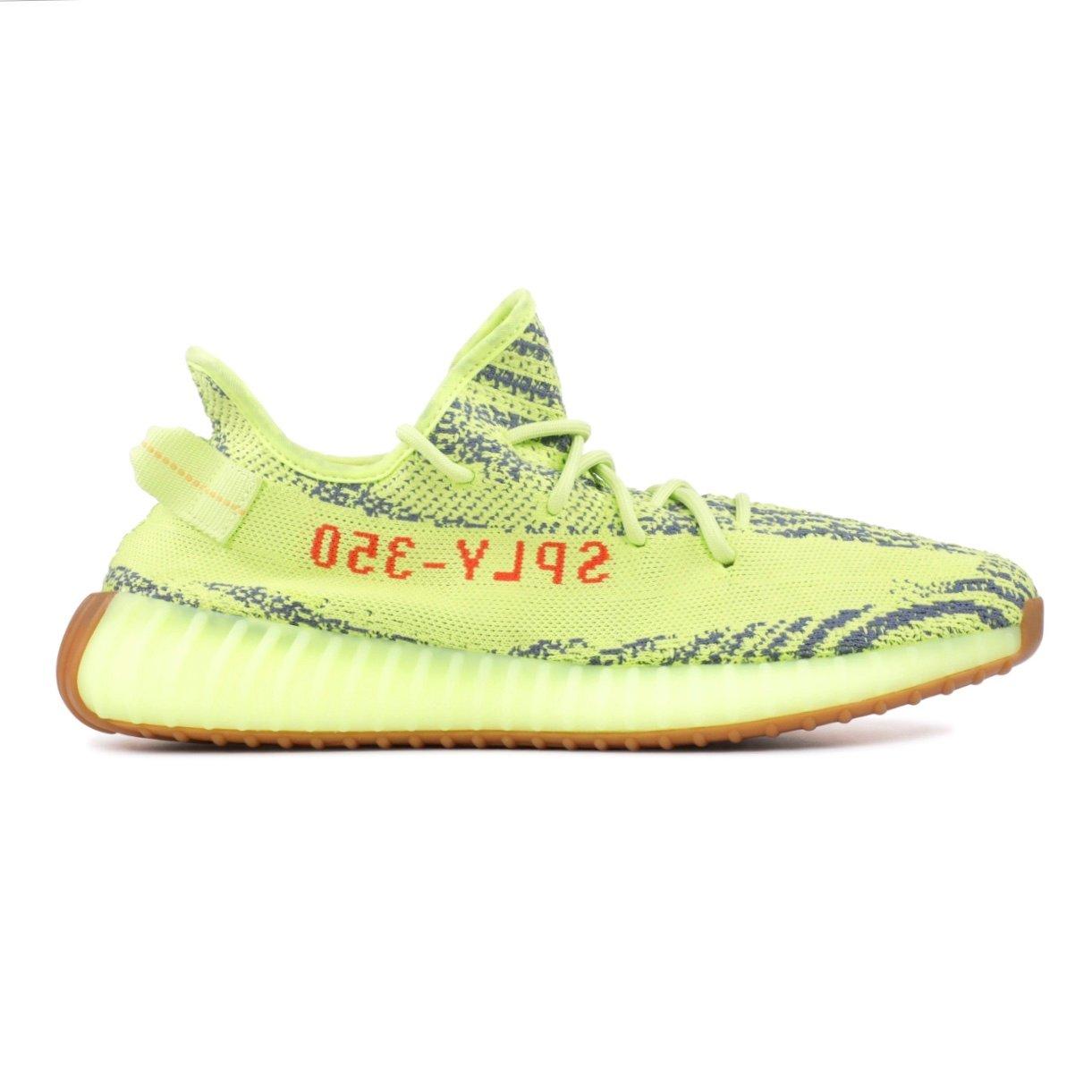 Adidas Yeezy Frozen Yellow size 13