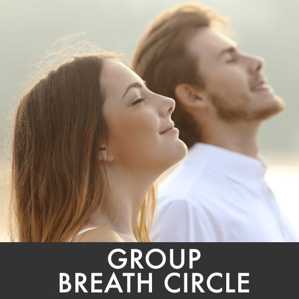 Image of Group Transformational Breath Circle