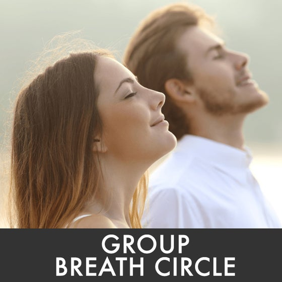 Image of Group Breath Circle