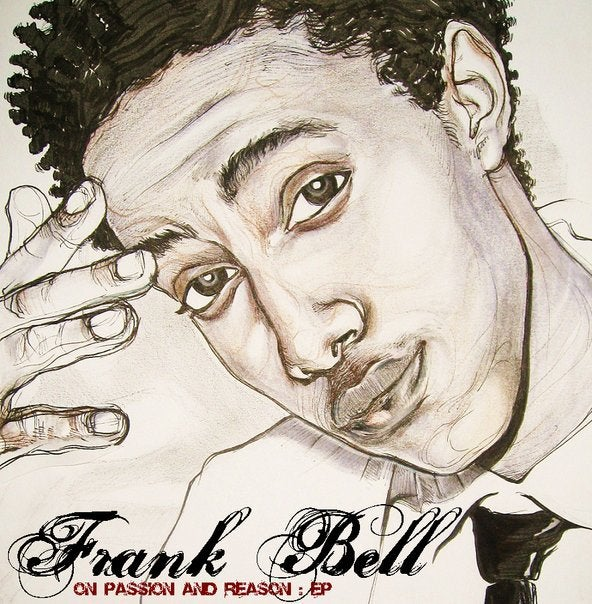 "Image of Frank Bell's ""On Passion and Reason"" EP (Physical CD)"