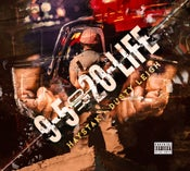 """Image of LIMITED HARD COPY of """"9-5 Or 20-Life"""" ALBUM"""