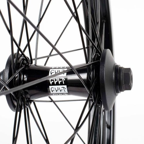 Image of CULT CREW FRONT HUB