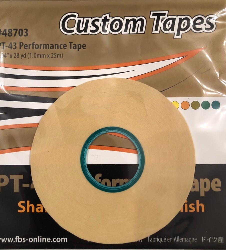 Image of FBS MICRO SIZE CREPE TAPE PT43