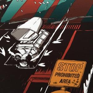 Image of Interceptor Raid 71 Print