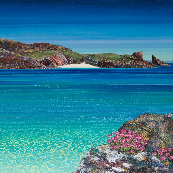 Image of Clachtoll large giclée print