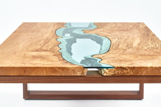 Image of oregon maple river® coffee table