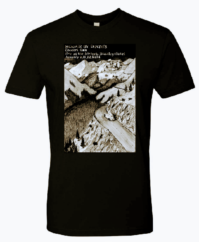 Image of Stanley hotel Shirt 2018