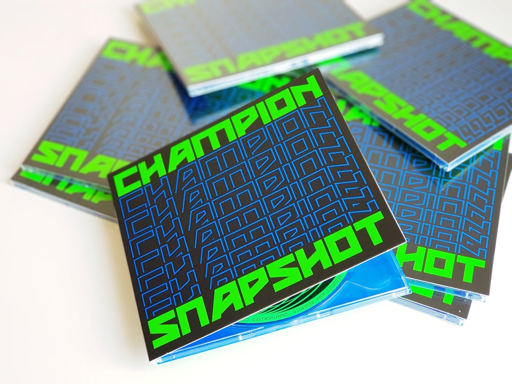 Image of Champion - Snapshot CD