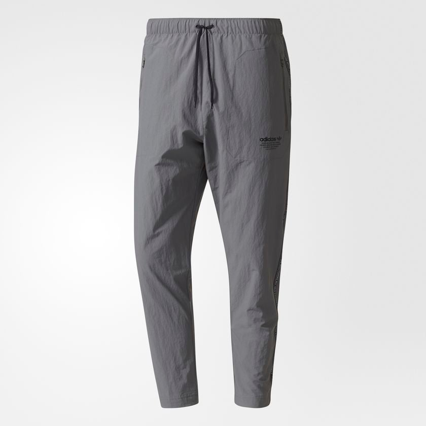 a07d24a7e7381a next prev Image of ADIDAS MEN S NMD ORIGINALS UTILITY 7 8 TRACK PANTS GREY