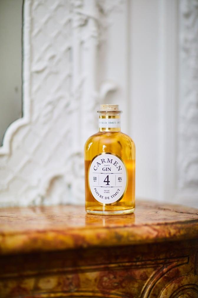 Image of Gin infusé POIVRE DE TIMUT